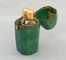 -Nécessaire à parfum, flaconnier, fin du XVIIIe siècle