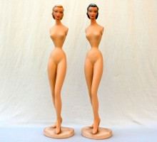 Mannequin vintage miniature Siegel