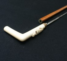 Canne-stylet ivoire (1)