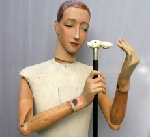 Pierre Imans, mannequin vers 1925 (1)