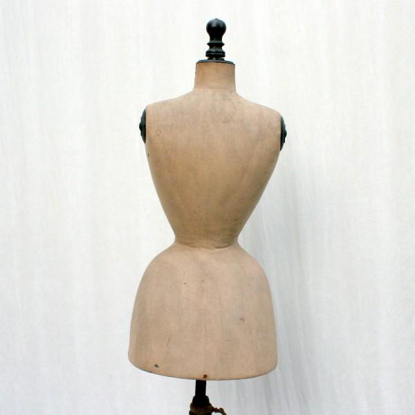 mannequin de couture stockman fin du xixe si cle 1900 weber antiquit s objets de vitrine. Black Bedroom Furniture Sets. Home Design Ideas