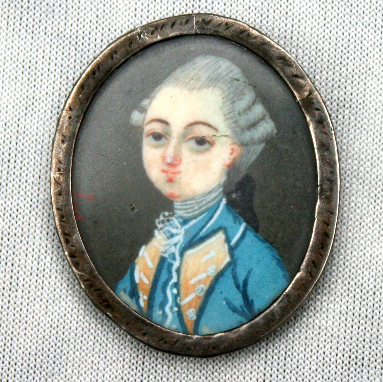 Marquis Miniatures: Miniature XVIIIe Siècle « Le Petit Marquis