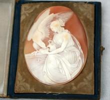 Camée Hébé et l'aigle de Jupiter