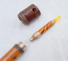 Canne pipe canne de fumeur (3)
