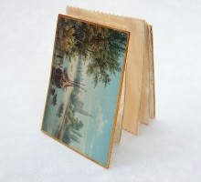 Carnet porte aiguilles avec miniature (2)