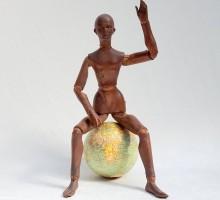 Mannequin d'artiste XIXe (3)