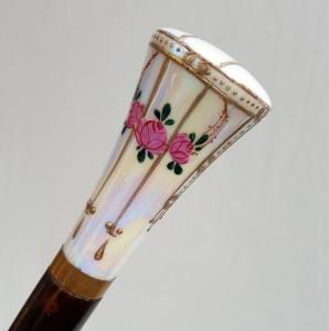 Ombrelle émaillée (1)