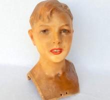 tête de mannequin cire enfant Imans (1)