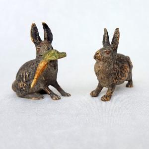 Bronse de Vienne lapins Geschulzt(1)