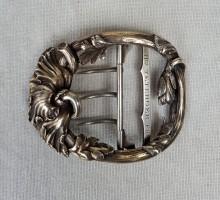 Boucle Art Nouveau Teterger Fils (1)