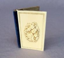 Carnet ivoire Dieppe XIXe siècle (1)