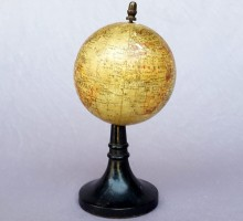 Globe miniature Forest vers 1900 (1)