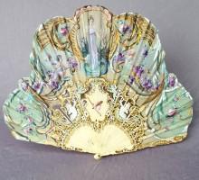 Eventail Art Nouveau (1)