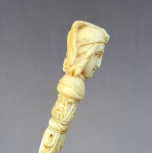 Ombrelle ancienne, 1850, Robin des bois (1)