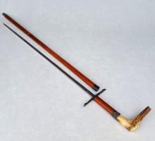 Canne épée à garde Adam et Cie(1)
