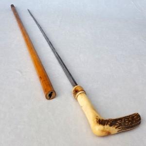 Canne épée Tolède (1)