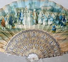 Eventail Mariage Austro-hongrois (2)