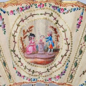 Eventail 18 e mariage 1780 (3)