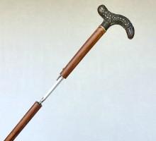 Canne-épée femme Dague Tolède (1)