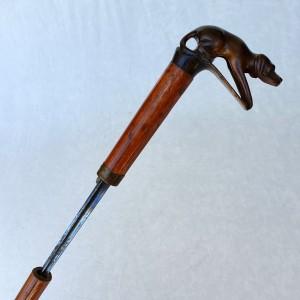 Canne-épée à éjéction (1)